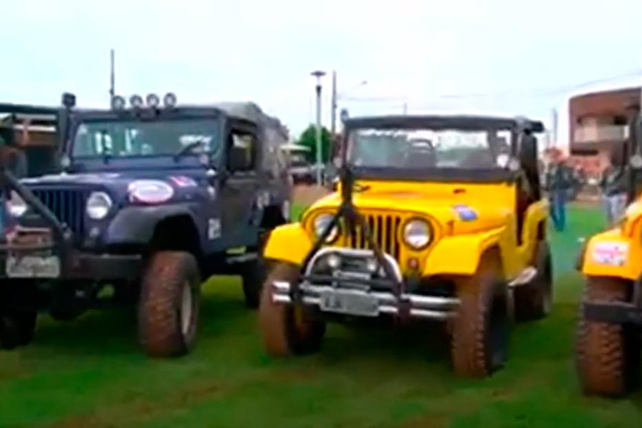 Jeep Clube Sinop este foi o 3º TRILHÃO DO QUEIXADA
