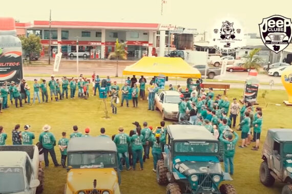 Vídeo Oficial 4° Trilhão do Queixada – Jeep Clube Sinop.